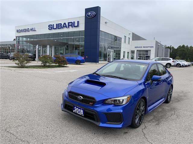 2018 Subaru WRX STI Sport-tech w/Lip (Stk: LP0671) in RICHMOND HILL - Image 1 of 30