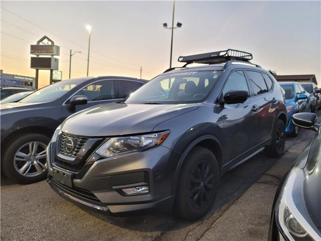 2018 Nissan Rogue Midnight Edition (Stk: 2109327) in Waterloo - Image 1 of 3