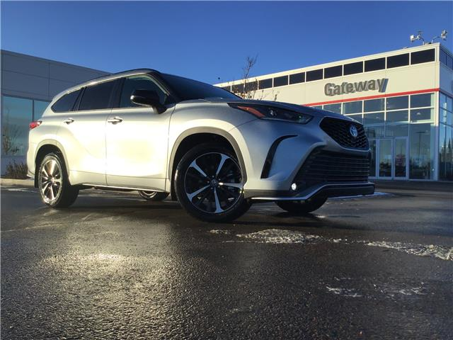2021 Toyota Highlander XSE (Stk: 37365) in Edmonton - Image 1 of 38
