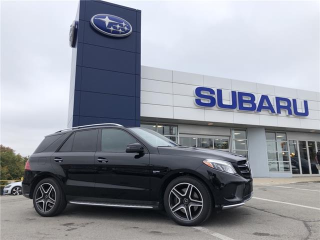 2017 Mercedes-Benz AMG GLE 43 Base (Stk: P1158) in Newmarket - Image 1 of 15