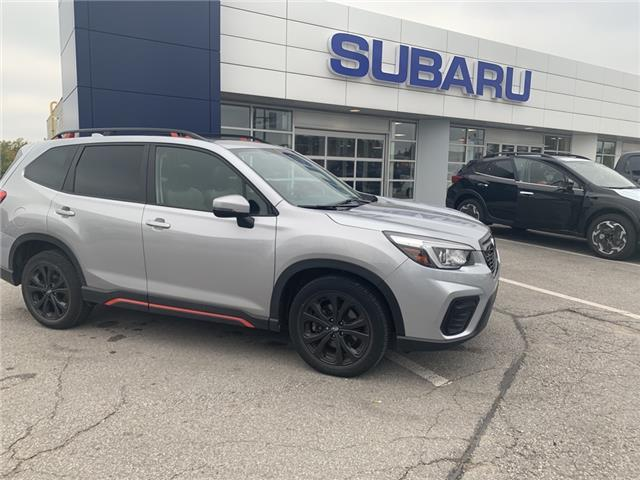 2019 Subaru Forester 2.5i Sport (Stk: P1163) in Newmarket - Image 1 of 14