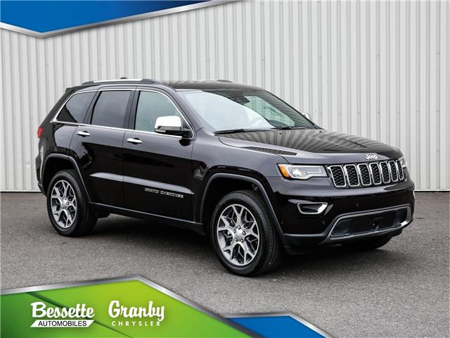 2021 Jeep Grand Cherokee Limited (Stk: B21-470) in Cowansville - Image 1 of 36
