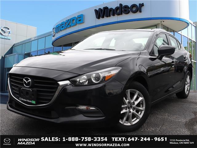 2017 Mazda Mazda3 SE (Stk: TR44698) in Windsor - Image 1 of 24