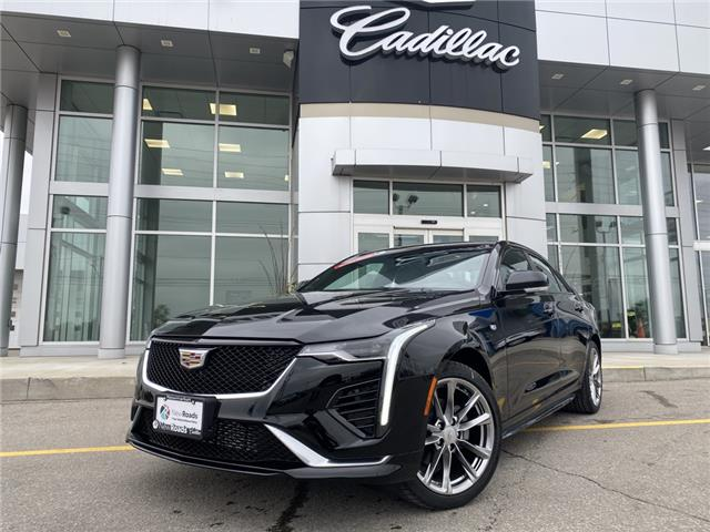 2021 Cadillac CT4 Sport (Stk: 0135568) in Newmarket - Image 1 of 28