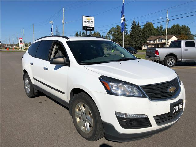 2016 Chevrolet Traverse LS (Stk: 5369-21A) in Sault Ste. Marie - Image 1 of 1