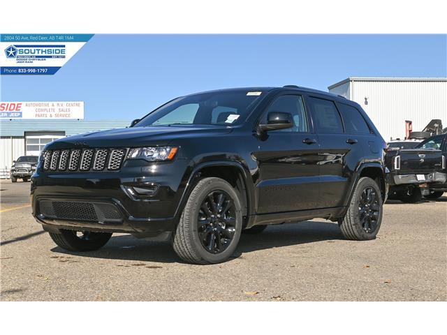 2021 Jeep Grand Cherokee Laredo (Stk: GC2180) in Red Deer - Image 1 of 29