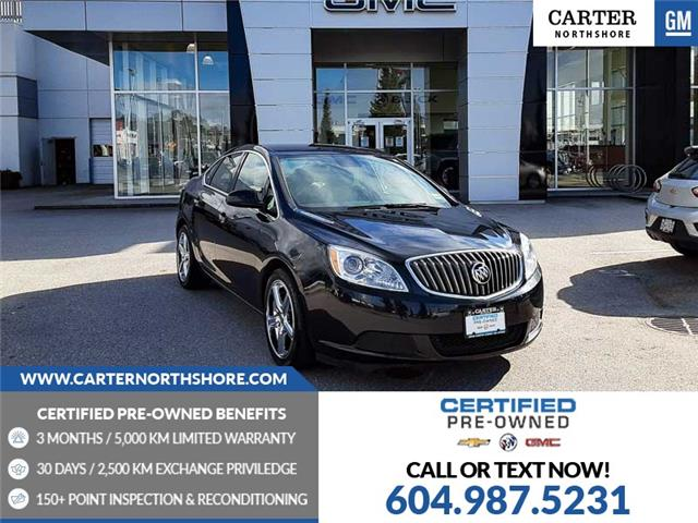 2013 Buick Verano Base (Stk: 976140) in North Vancouver - Image 1 of 25