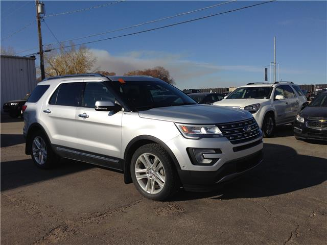 2017 Ford Explorer Limited (Stk: 21167A) in Wilkie - Image 1 of 24