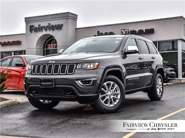 2021 Jeep Grand Cherokee Laredo (Stk: MC544) in Burlington - Image 1 of 30