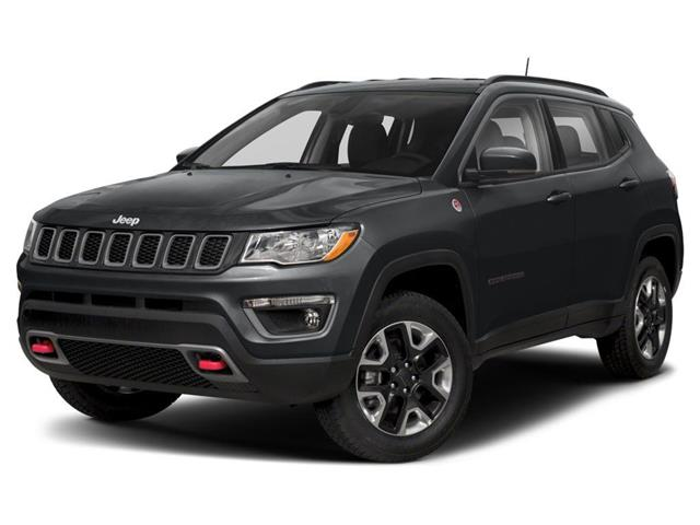 2021 Jeep Compass Trailhawk (Stk: 21098) in Meaford - Image 1 of 9