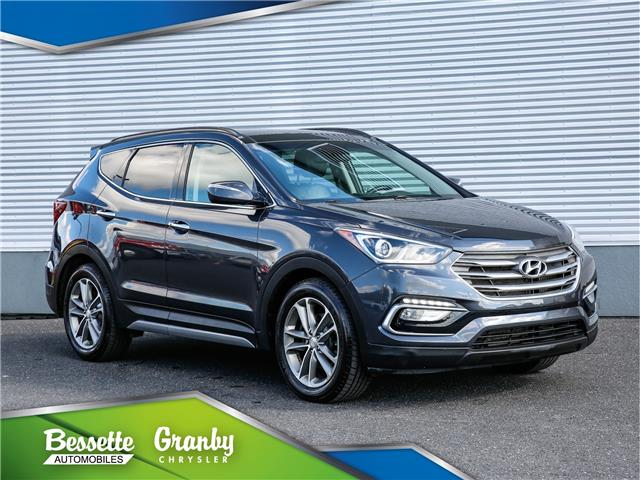 2017 Hyundai Santa Fe Sport 2.0T SE (Stk: G21-365) in Granby - Image 1 of 34