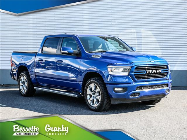 2019 RAM 1500 Big Horn (Stk: G1-0403A) in Granby - Image 1 of 38