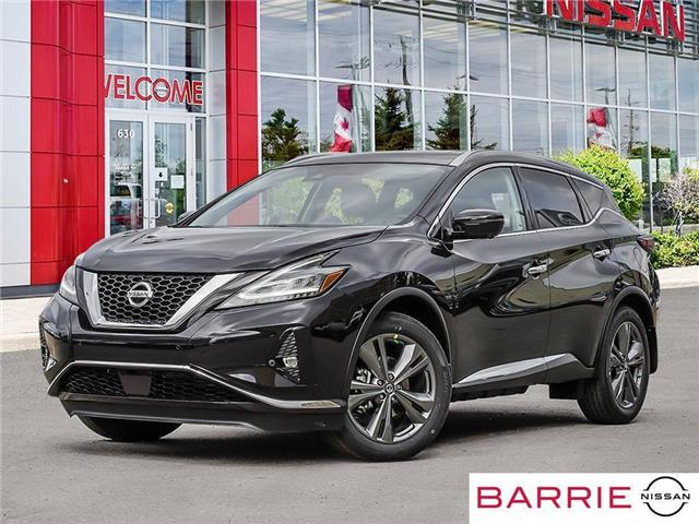 2021 Nissan Murano Platinum (Stk: 21533) in Barrie - Image 1 of 23