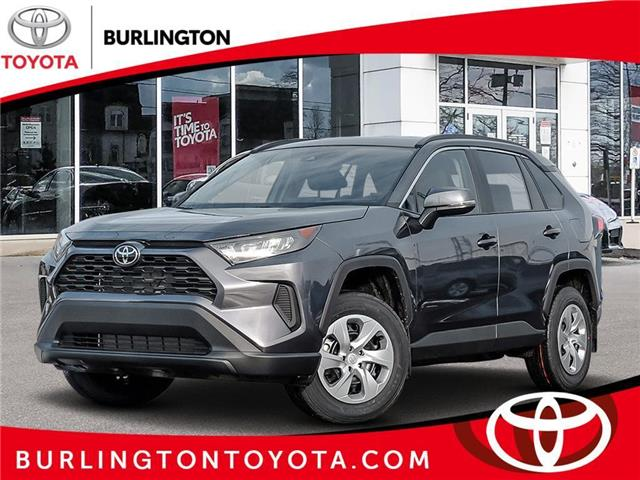 2021 Toyota RAV4 LE (Stk: 218307) in Burlington - Image 1 of 23