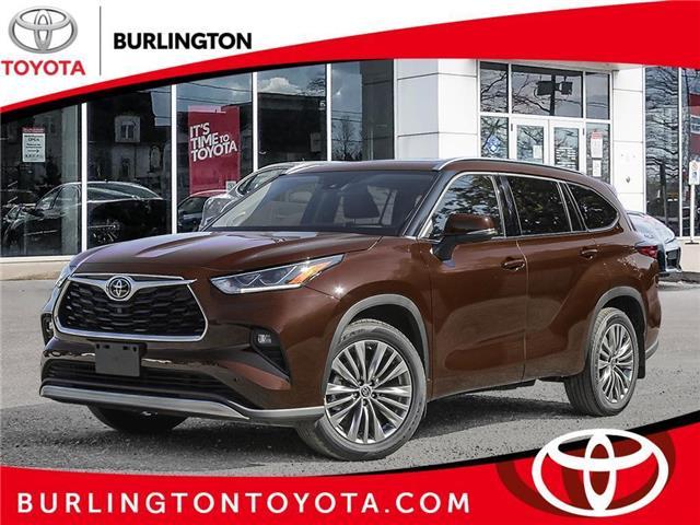 2021 Toyota Highlander Limited (Stk: 219128) in Burlington - Image 1 of 23