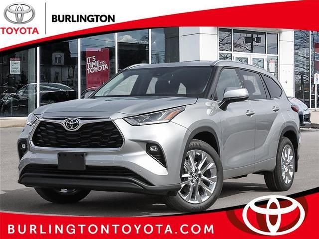 2021 Toyota Highlander Limited (Stk: 219124) in Burlington - Image 1 of 23