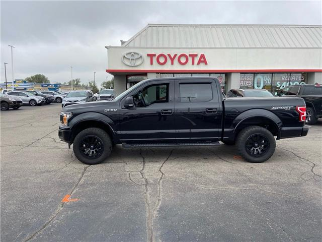 2019 Ford F-150  (Stk: 2200041) in Cambridge - Image 1 of 19