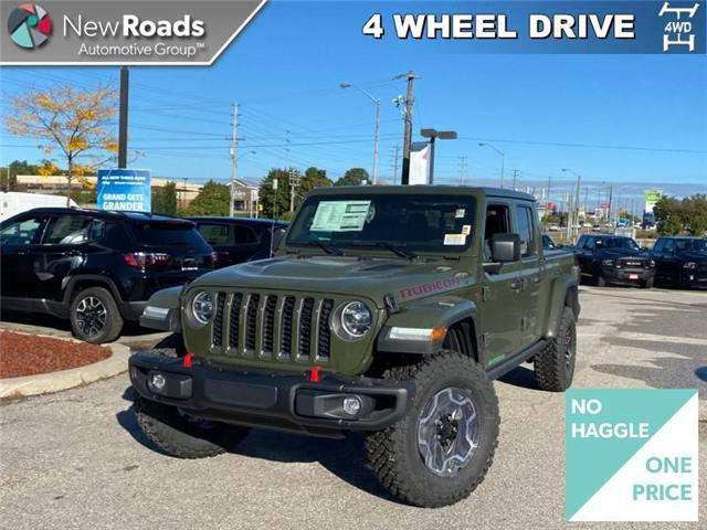 2021 Jeep Gladiator Rubicon (Stk: Z20915) in Newmarket - Image 1 of 22