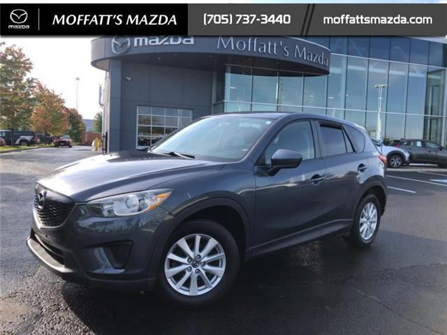 2013 Mazda CX-5 GX (Stk: P8640AA) in Barrie - Image 1 of 17