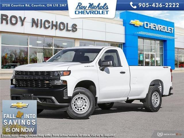 2021 Chevrolet Silverado 1500 Work Truck (Stk: 74462) in Courtice - Image 1 of 21