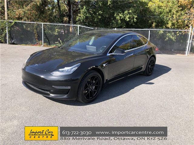 2019 Tesla Model 3 Long Range (Stk: 329353) in Ottawa - Image 1 of 24