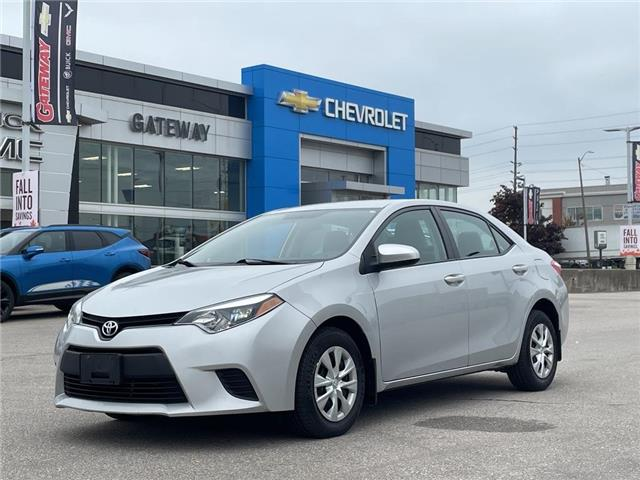 2015 Toyota Corolla CE / NEW TIERS / BACKUP CAMERA / VERY CLEAN / (Stk: PW20060) in BRAMPTON - Image 1 of 21