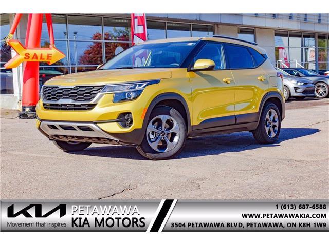 2022 Kia Seltos LX (Stk: 22022) in Petawawa - Image 1 of 30