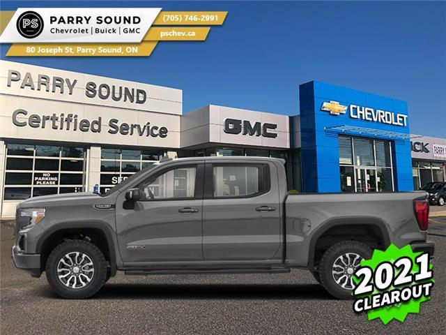 2021 GMC Sierra 1500 AT4 (Stk: MP22290) in Parry Sound - Image 1 of 1