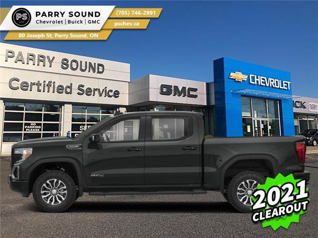2021 GMC Sierra 1500 AT4 (Stk: MP22373) in Parry Sound - Image 1 of 1