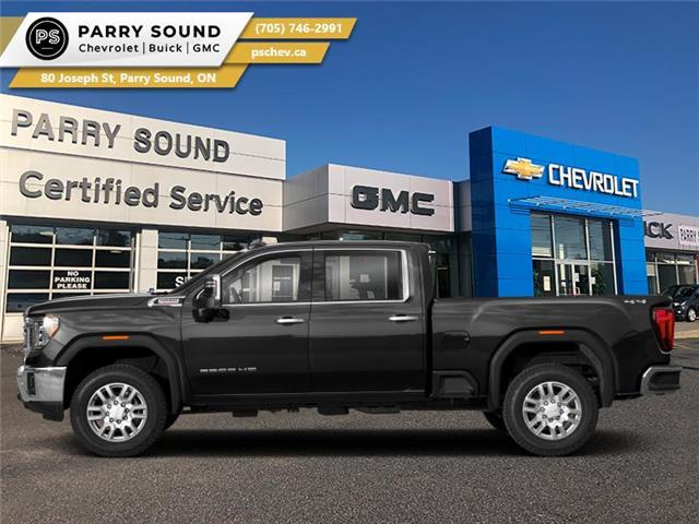 2022 GMC Sierra 2500HD AT4 (Stk: 22493) in Parry Sound - Image 1 of 1
