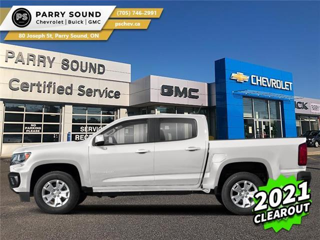 2021 Chevrolet Colorado ZR2 (Stk: MP22497) in Parry Sound - Image 1 of 1