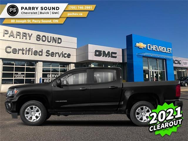 2021 Chevrolet Colorado ZR2 (Stk: MP22498) in Parry Sound - Image 1 of 1