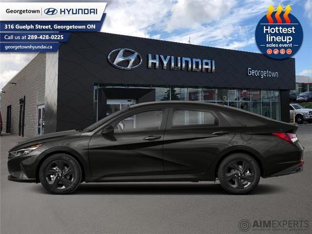 2022 Hyundai Elantra Preferred (Stk: 1367) in Georgetown - Image 1 of 1