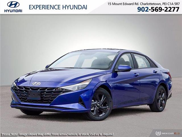 2022 Hyundai Elantra Preferred w/Sun & Tech Pkg (Stk: N1633T) in Charlottetown - Image 1 of 23
