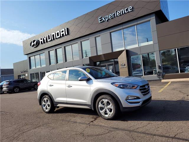 2018 Hyundai Tucson Base 2.0L (Stk: U3862) in Charlottetown - Image 1 of 14