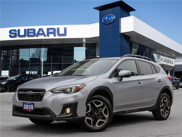 2019 Subaru Crosstrek Limited CVT w-EyeSight Pkg >>No accident<< (Stk: 18980A) in Toronto - Image 1 of 9