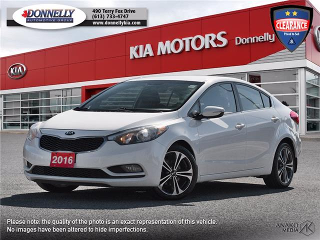 2016 Kia Forte EX (Stk: KU2563) in Ottawa - Image 1 of 26