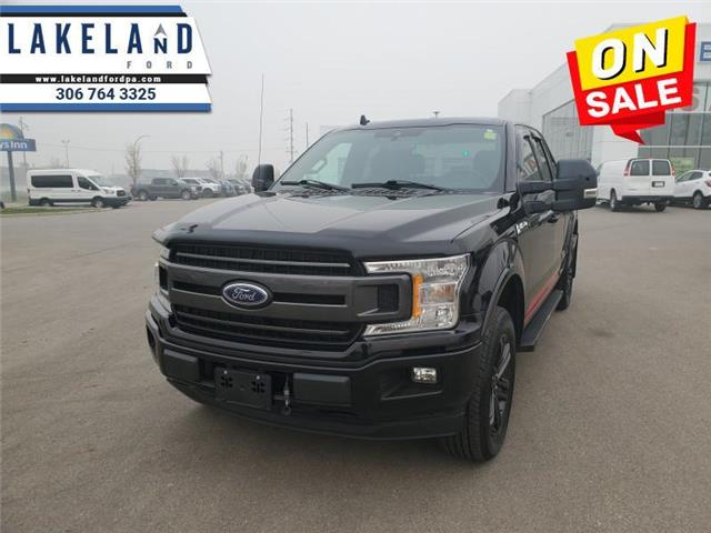 2019 Ford F-150 XLT (Stk: F4750) in Prince Albert - Image 1 of 15