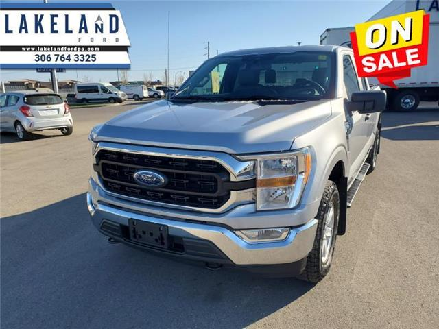 2021 Ford F-150 XL (Stk: F1090) in Prince Albert - Image 1 of 14