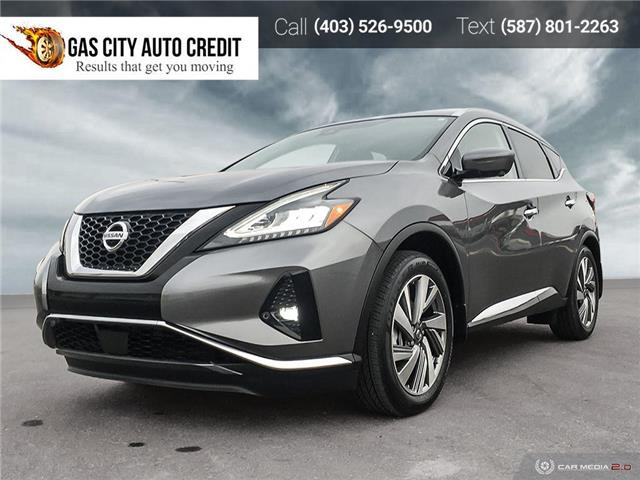 2020 Nissan Murano SL (Stk: 1RG5056A) in Medicine Hat - Image 1 of 25