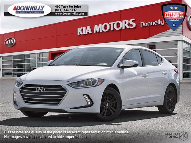 2018 Hyundai Elantra GL (Stk: KU2587) in Kanata - Image 1 of 28