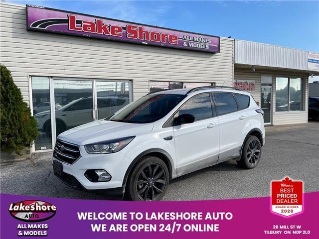 2018 Ford Escape SE (Stk: K9869) in Tilbury - Image 1 of 6