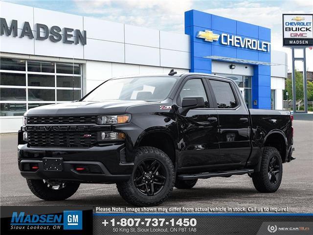 2021 Chevrolet Silverado 1500 Custom Trail Boss (Stk: 21300) in Sioux Lookout - Image 1 of 23