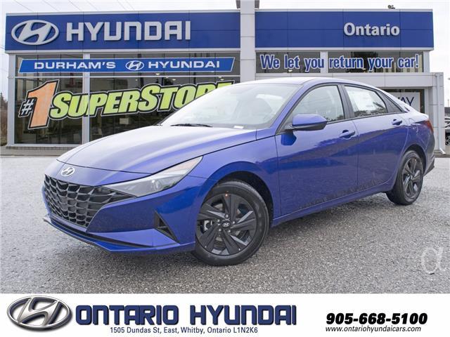 2022 Hyundai Elantra Preferred (Stk: 229690) in Whitby - Image 1 of 24