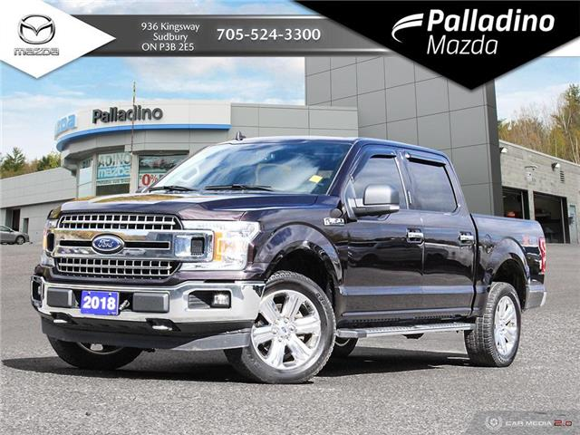 2018 Ford F-150 XLT (Stk: BC0145) in Greater Sudbury - Image 1 of 29