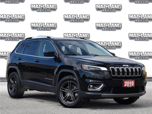 2019 Jeep Cherokee Limited (Stk: 14082A) in Orillia - Image 1 of 28