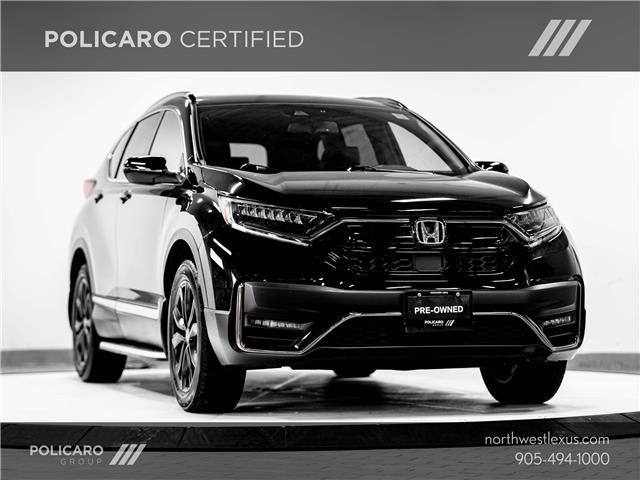 2020 Honda CR-V Black Edition (Stk: 215203T) in Brampton - Image 1 of 25