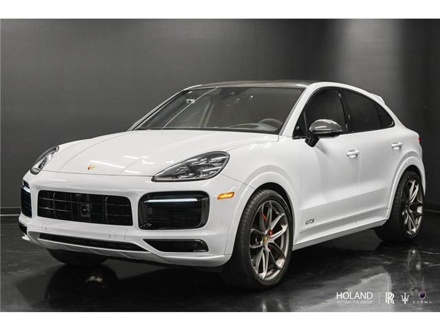 2021 Porsche Cayenne Coupe GTS (Stk: A68130) in Montreal - Image 1 of 30