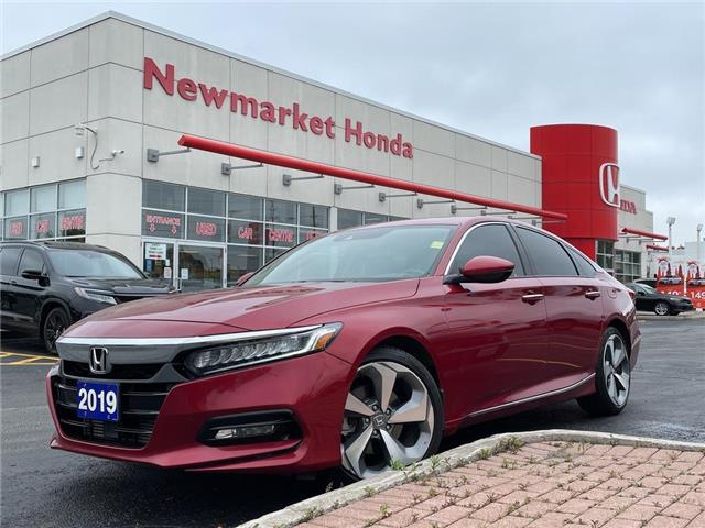 2019 Honda Accord Touring 1.5T (Stk: 22-2162A) in Newmarket - Image 1 of 20
