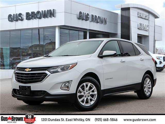 2018 Chevrolet Equinox LT (Stk: 6184969T) in WHITBY - Image 1 of 29